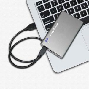 Micro USB 2.0传输充电线 0.5M(单独下单 恕不出货)