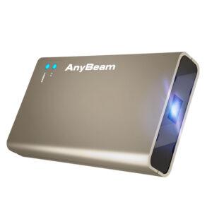 (一般下單)AnyBeam任意屏雷射掃描微投影機-香檳金